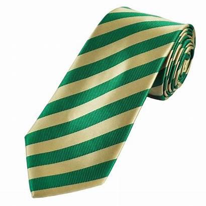 Tie Gold Striped Ties