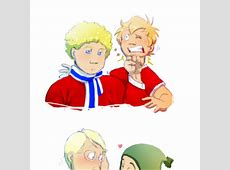 Hetalia Personality Swap Scandinavia and the World
