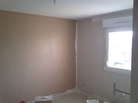 comment peindre chambre peindre une de 2 couleurs atlub com