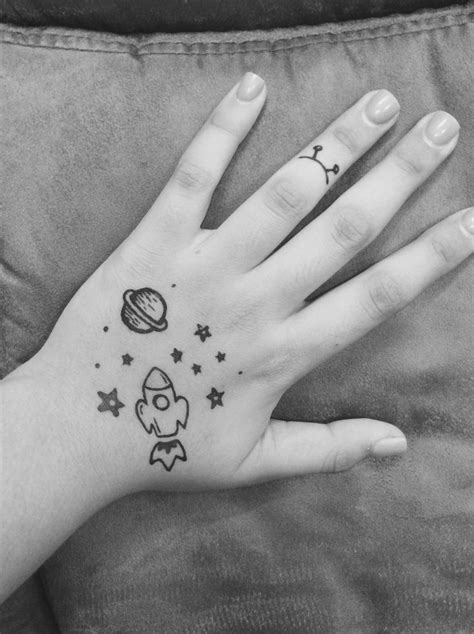 Space Jam henna design by me!!! | Henna Designs | Sharpie tattoos, Pen tattoo, Cute tattoos