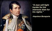 Best and Catchy Motivational Napoleon Bonaparte Quotes