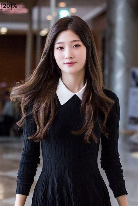 jung chaeyeon  cho chang beauty pinterest cho