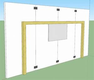 Mur Tv Ikea : un mur t l avec des plateaux linnmon bidouilles ikea ~ Teatrodelosmanantiales.com Idées de Décoration