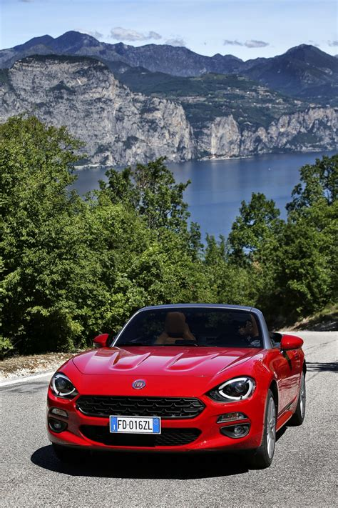 fiat 124 spider supercars net