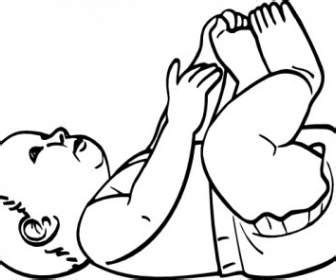 baby boy crawlen clipart vektor clipart kostenlose vector kostenloser