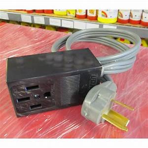 Electrical Converter 230 Volt 3 Wire 30 Amp To 230 Volt 4 Wire 50 Amp Outlet Adapter