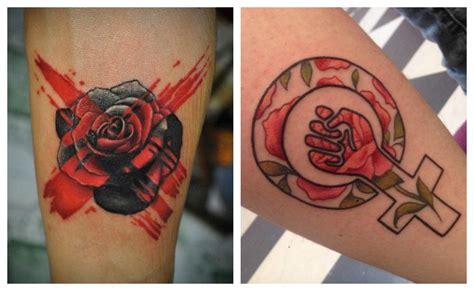 Tatuajes de Rosas Significados Reales para Hombres y Mujeres