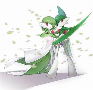 Pokemon Gardevoir And Gallade Images | Pokemon Images