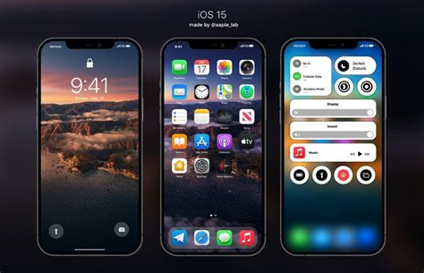 Ios 15 is now available for download. iOS 15: Alles over de 2021 iPhone-update   Release ...