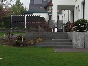 Terrasse Tiefer Als Garten : terrasse mit stufen righini garten und landschaftsbau ~ Bigdaddyawards.com Haus und Dekorationen