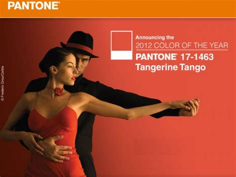 pantone color of the year 2012 pantone s 2012 color of the year is tangerine tango