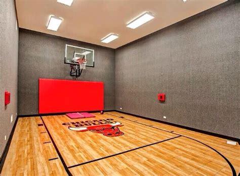 ideas  indoor home basketball courts indoor