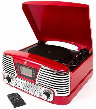 Player Record Retro Vinyl Memphis Gpo Cd