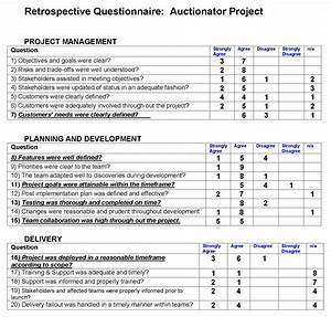 seven steps to remarkable retrospectives agile in an With sprint retrospective meeting template