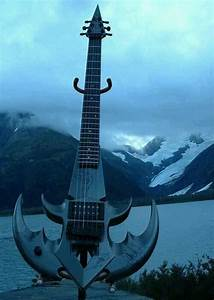 44 best Badass Guitars! images on Pinterest | Guitar art ...