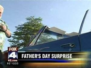 Father's Day Surprise 65 Chevy Impala - YouTube