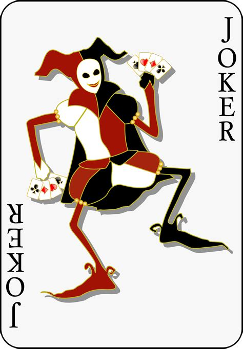 Free Joker Card, Download Free Clip Art, Free Clip Art on