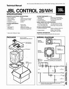 Download Free Pdf For Jbl Control Control 25 Speaker Manual