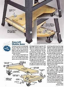 DIY Mobile Base • WoodArchivist