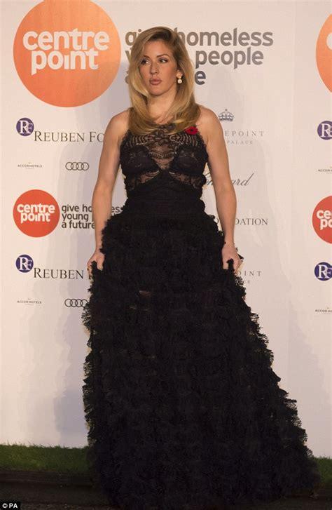 Elizabeth Hurley wears a sparkling mini dress at ...