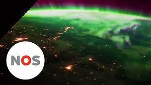 Noorderlicht  Ruimtestation Iss Legde Deze Indrukwekkende Beelden Vast