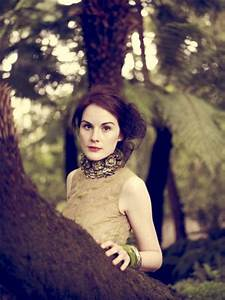 Downton Abbey: The Crawley Sisters – photos of Michelle ...