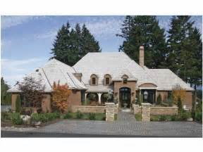French Country Style Home Plans