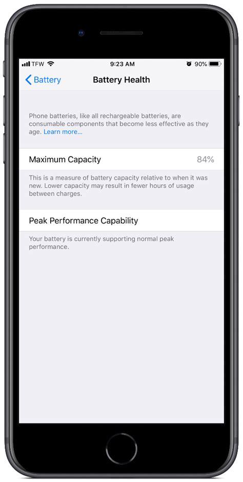 reminder iphone battery program ends dec   mac
