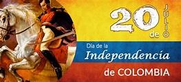 La independencia de Colombia el 20 de julio de 1810Canal ...