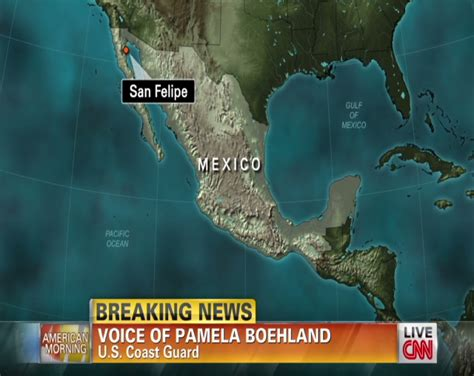 Fishing Boat Sinks In Sea Of Cortez by Search Continues Off Mexican Coast For Americans Lost At