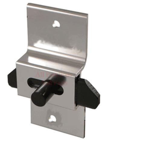 restroom stall door latch  latch  partitions