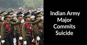-Indian Army Major Anita Kumari commits suicide | Indian ...