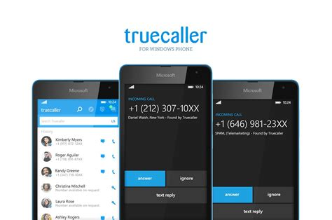truecaller 5 0 on windows phone