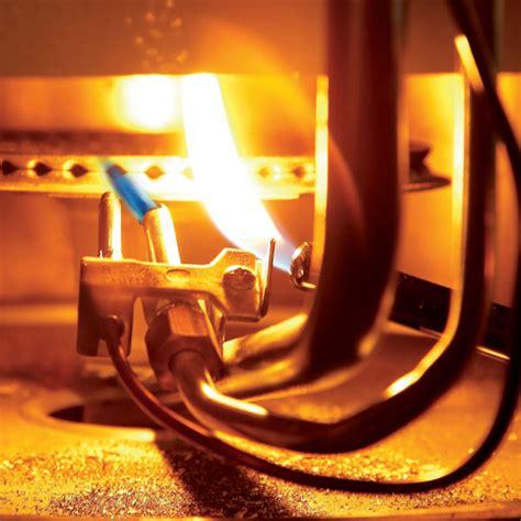 Troubleshooting A Furnace Pilot Light Problem  Hvac How To