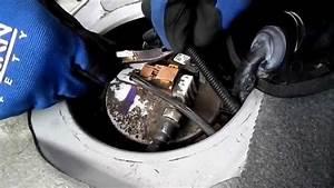 Chevrolet Aveo Fuel Pump Removal