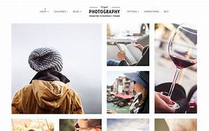 50 best photography wordpress themes 2018 athemes With free wordpress templates for photographers