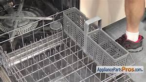 Kitchenaid Dishwasher Dispenser Guard Clip
