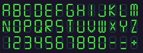 Alarm clock by typeface ? Digital Alarm Clock Font   Unique Alarm Clock
