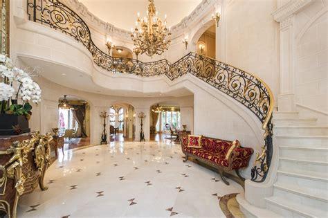 grand foyer grand foyer stunning european villa in los angeles calif