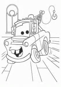 Disney Cars Coloring Pages Printables