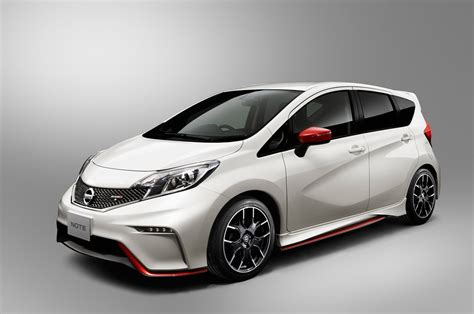 nissan note nismo  japans  hot hatch motor trend wot