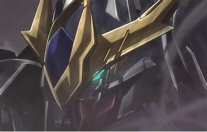 Gundam Barbatos Wallpapers Lupus Orphans Blooded Iron