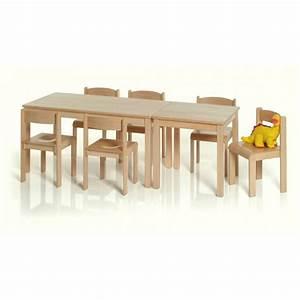 Kindertisch Und Stühle : 1 kindertisch holz quadratisch buche ohne st hle u deko kindergarten wertprodukte ~ Eleganceandgraceweddings.com Haus und Dekorationen