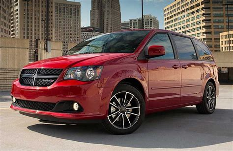 2018 Dodge Grand Caravan Specifications And Design N1