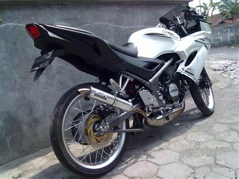 Rr Jari Jari by Modif Kawasaki 150 Rr Velg 17 Jari Jari Modifikasi