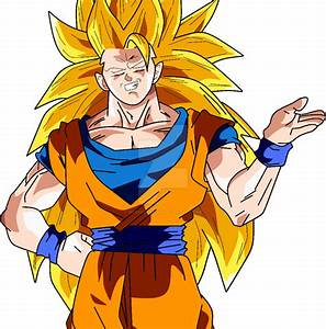 Super Saiyan 3 Goku ( Battle Of Gods Movie ) by ...