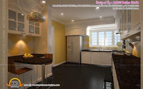 interior design  living room dining room  kitchen kerala home design  floor plans