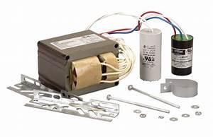 175 Watt Pulse Start Metal Halide Ballast Kit 866