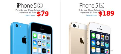 how much is a iphone 5c at walmart walmart to sell iphone 5s for 189 or iphone 5c for 79