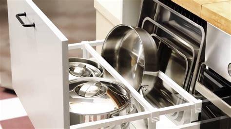 cuisine ikea ranger et organiser l 39 intérieur de votre